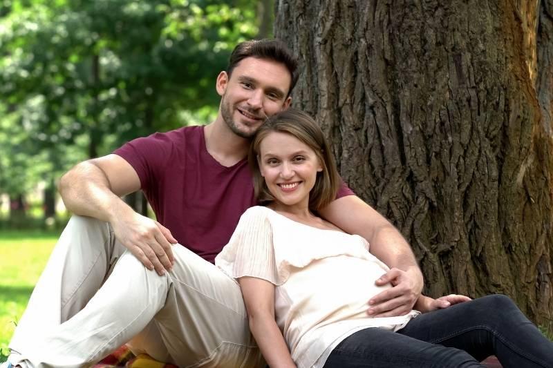 futuri papà e mamma