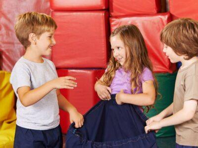 Bambini che parlano