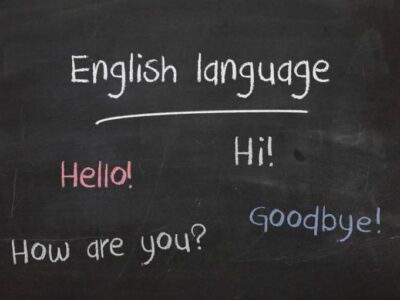 Parole in Inglese